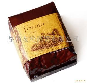 印尼原产苏拉维西岛托拿加(Toraja)精品咖啡烘焙豆