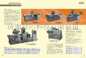 多功能玉米膨化机玉米挤压膨化机