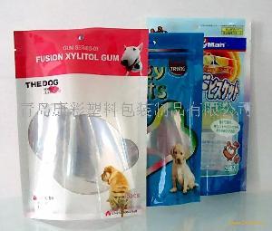 宠物粮食袋子