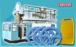LHB100N全自动中空吹塑成型机