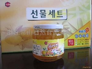 供应蜂蜜胡柚茶