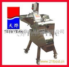 自动蔬果切丁机