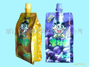 350ml果汁企鹅袋