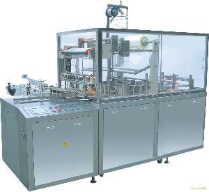 药品集合透明膜包装机