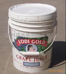 食品塑料桶,酱油出口专用桶