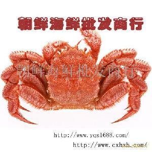 朝鲜红毛蟹