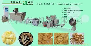 薯条空心管生产线