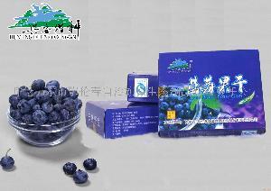 有机蓝莓果干