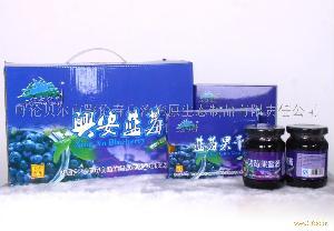 供应蓝莓礼箱