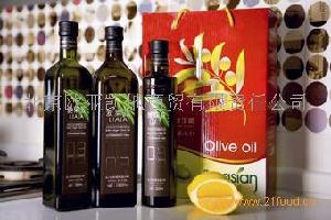 爱莱亚特级初榨橄榄油全家福