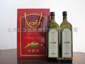 金欧罗芭特级初榨橄榄油1L(红礼盒)