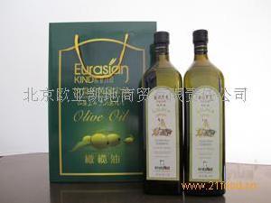 金欧罗芭特级初榨橄榄油1L(绿礼盒)