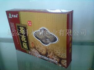 精品盒装茶花菇