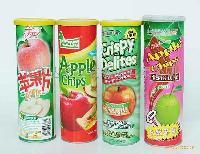 脆冬枣纸罐包装