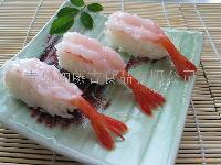 开背北极寿司甜虾