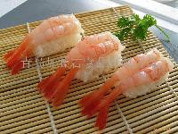棒状北极寿司甜虾