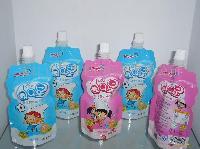 酸牛奶自立袋