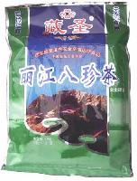 云南特产--丽江八珍茶