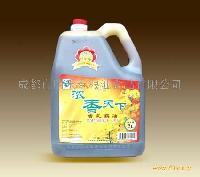 明禾春纯黄菜籽油5L