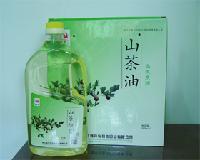 古田山精制山茶油