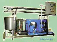 管道式牛奶冷却器