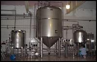 啤酒酵母装置