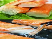 """""""情口""""鱼蟹肉"""