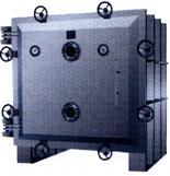 生物菌剂箱式干燥机 医药中间体真空烘干机