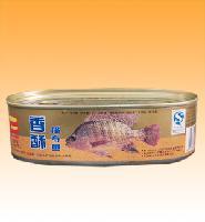 香酥福寿鱼罐头