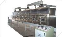 新型微波大豆蛋白灭菌设备