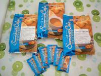 马来西亚夏日无糖白咖啡2合1