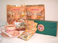 马来西亚白咖啡3合1