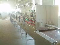 工业立式微波加热设备