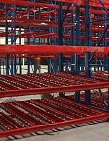 辊轮货架-辊轮式货架-流利条货架