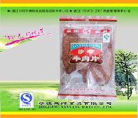 138克沙嗲牛肉片