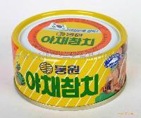 东远蔬菜味金枪鱼罐头
