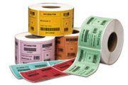 塑料条码标签纸