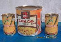 甜玉米罐头系列Sweet corn can