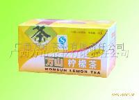 万山柠檬茶