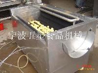 土豆去皮清洗机