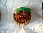 萝卜牛腩木桶饭