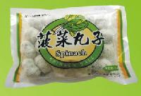 蔬菜丸(菠菜丸、海带丸、香菇丸、紫菜丸)