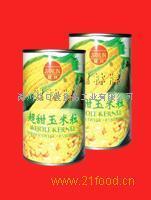 玉米粒罐头