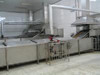 虾类加工生产线