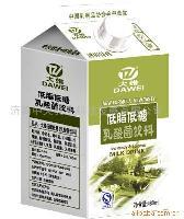 低脂低糖乳制品