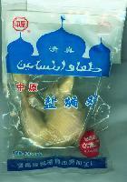 农家草母鸡制作盐焗鸡
