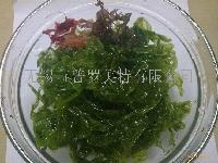 海藻绿皮菜
