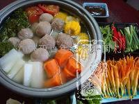 潮汕牛肉丸火锅料