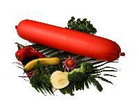 健士西餐食品原味、蘑菇、青椒、绿胡椒里昂那