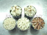 罐装新鲜蟹肉